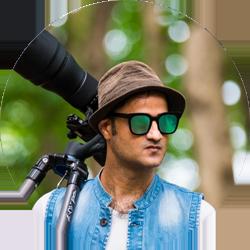 Ashok Sikri, Wildlife Photographer, Nikon